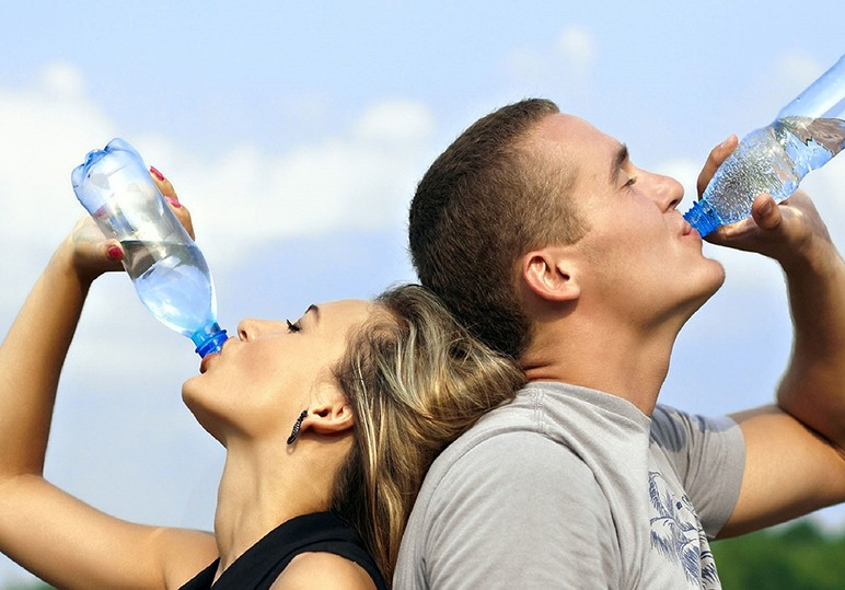 Hydration, Dehydration and the Importance of Water