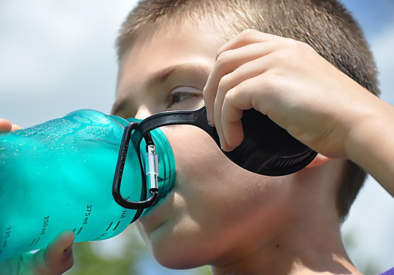 Water Intake Recommendations for Children and Teens
